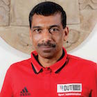 Mr Ashwin Juglal- Sport Officer
