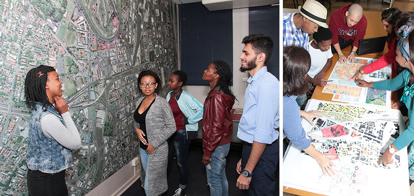 Town and Regional Planning | Durban University of Technology