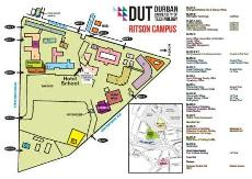 Maps and Directions Durban University of Technology
