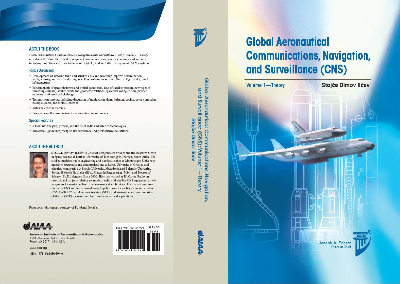 4th Book of Prof. Ilcev as only Author Published in 2013