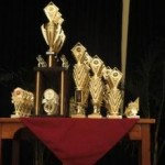 Awards Trophies 2012