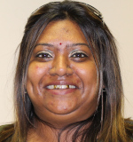 Mrs Kershni Dhavraj - Department Secretary