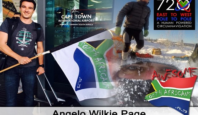 Angelo Wilkie-Page