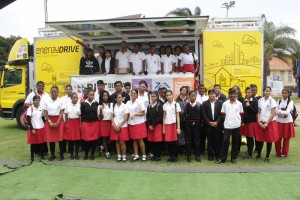 Launch of energyDRIVE Project on the 6 December 2016 at DUT