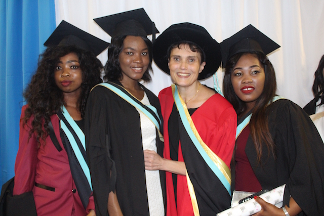 Dr Lourens An Inspiration To Her Students Durban University Of
