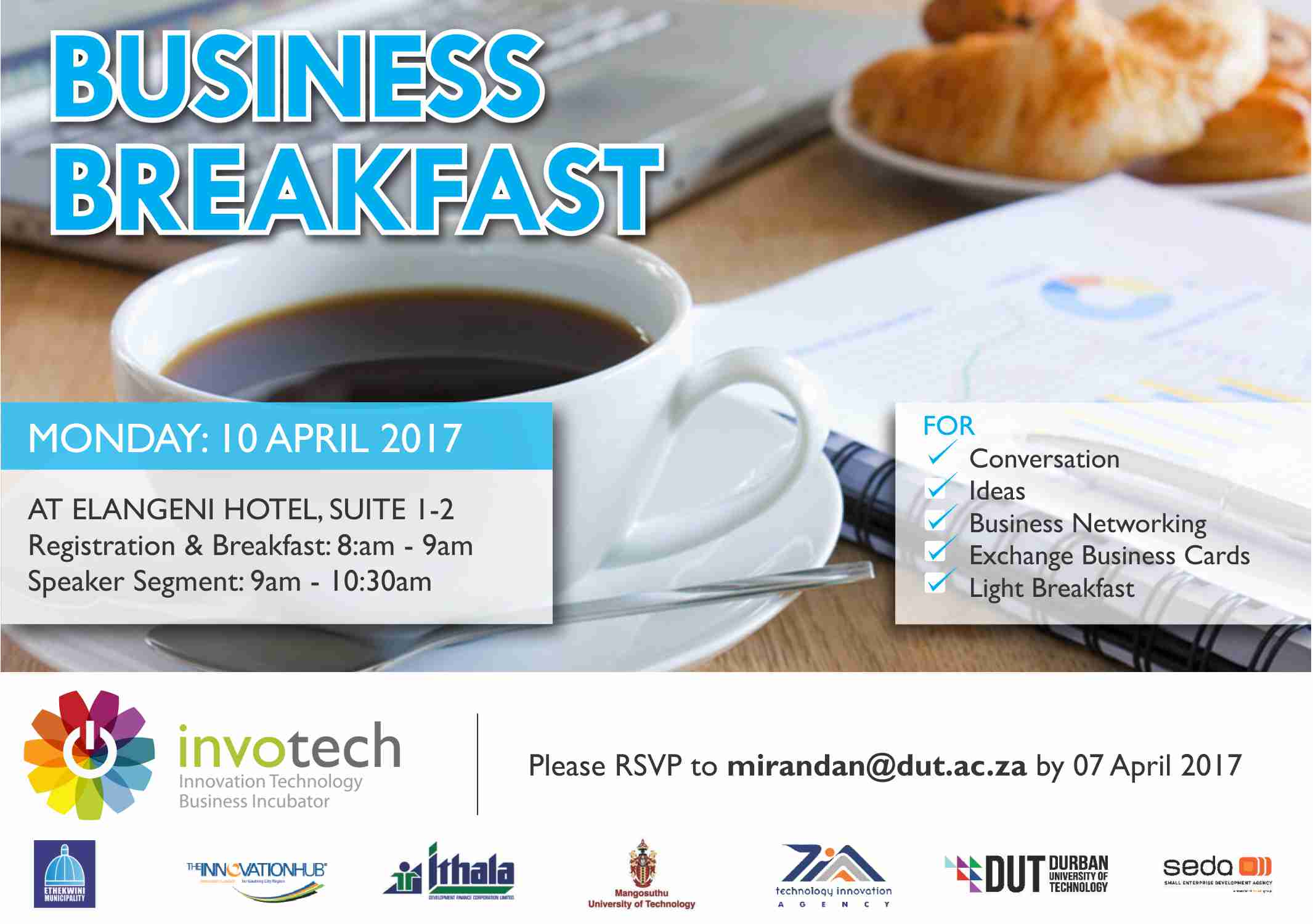INVOTECH_Business Breakfast_April 2017