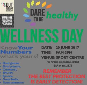 DUT Wellness Day