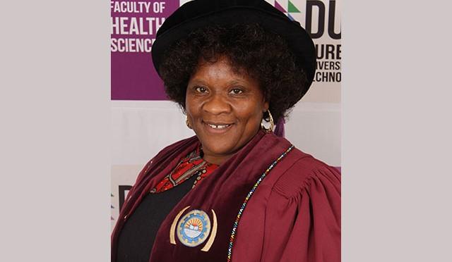 Prof Sibiya Pic