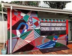 sphephelo Mnguni mural