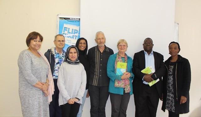 PeaceBuilding book launch