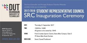 SRC Inaguration
