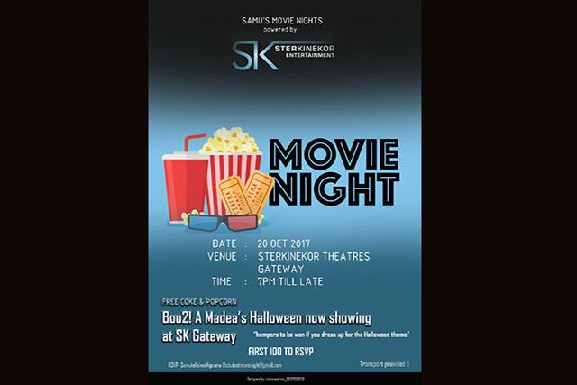 Free Movie Night For DUT Students | Durban University of