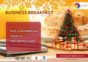 November Business Breakfast