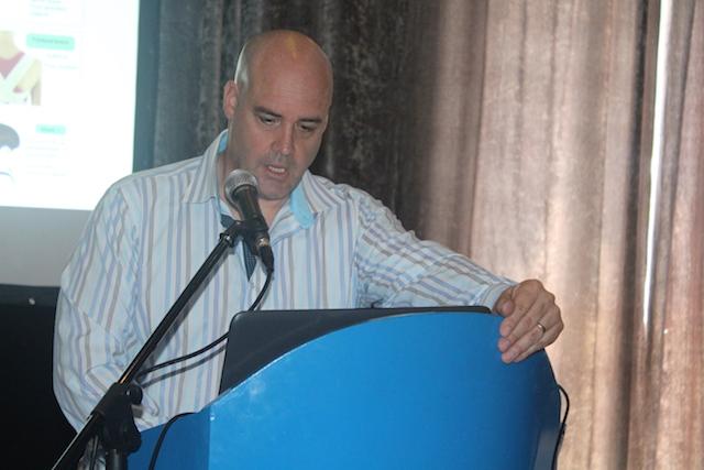 Professor Neil van der Merwe