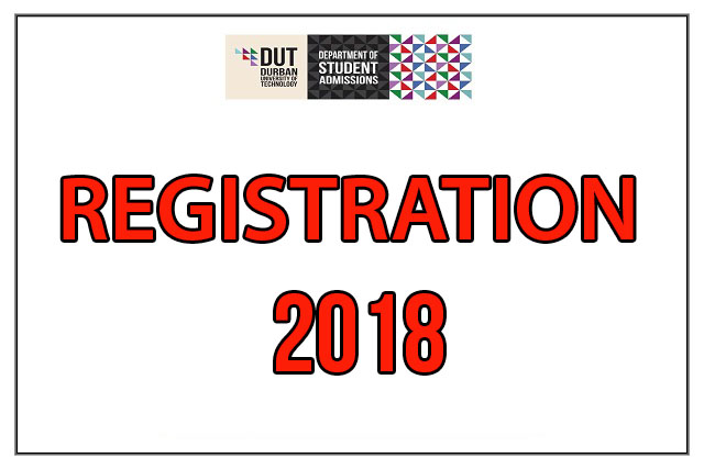 Registration 2018