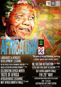 Africa month
