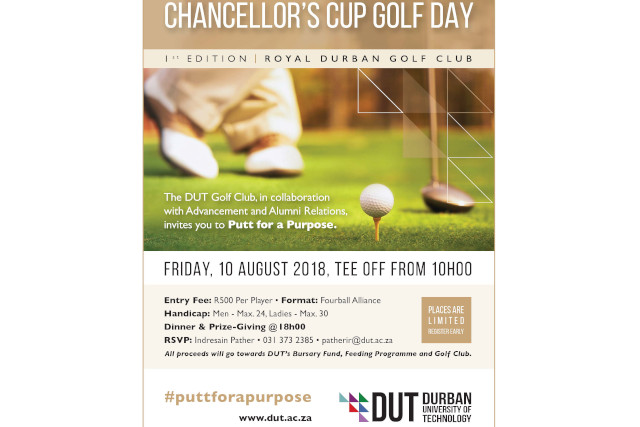 Golf Day dut