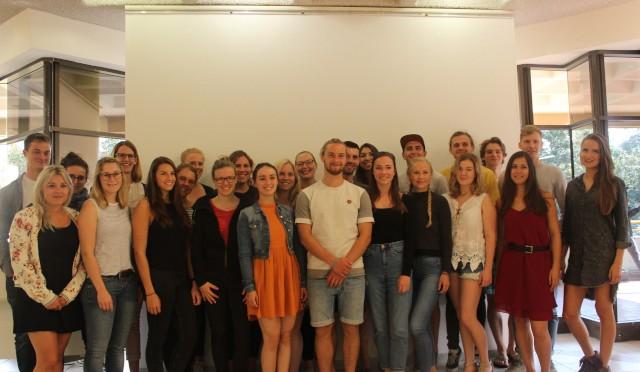 DUT German Exchange Students
