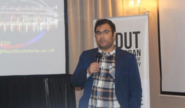 Dr Wasim Ahmed