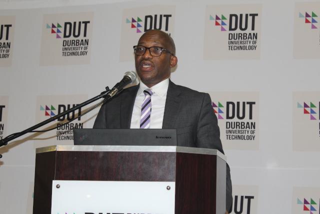 Prof Mthembu - WoW Dinner 2018