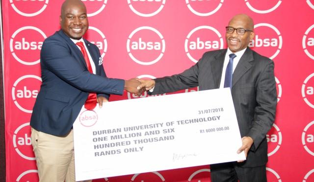 Ronnie Mbatsane, Professor Thandwa Mthembu