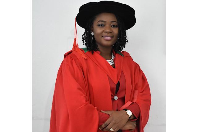 Dr Odunayo Magret Olarewaju
