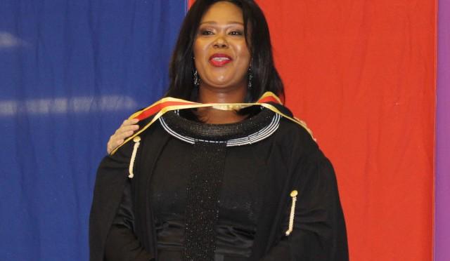 Dr Tando Mbanga