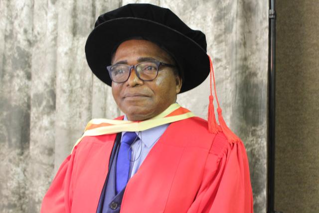 Dr Welcome Nzimande