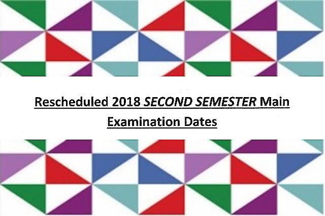 Exam-dates