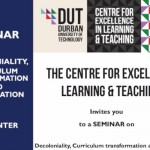 Seminar Invitation_Decoloniality Curriculum transformation Glocalisation