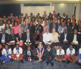 Delegates of the Fifth Annual Wisehub Summit