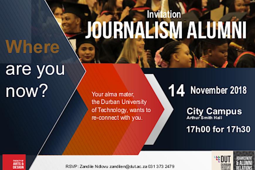 Invite1 Journalism
