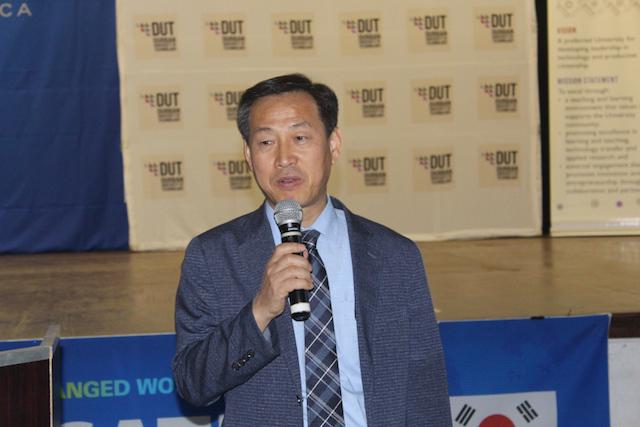 Mind Education specialist Hyun Seok Park1