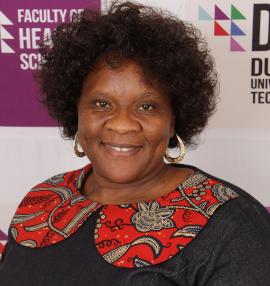 Prof Nokuthula Sibiya