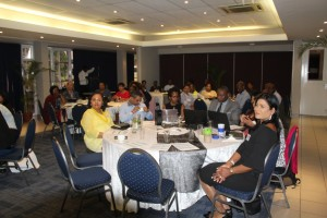 Staff Orientation - 28 September 2018