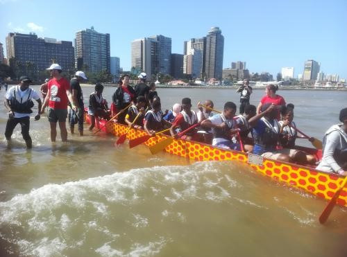 Durban Port Festival Ⅰ