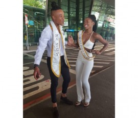 Mr and Miss DUT 2019 comp