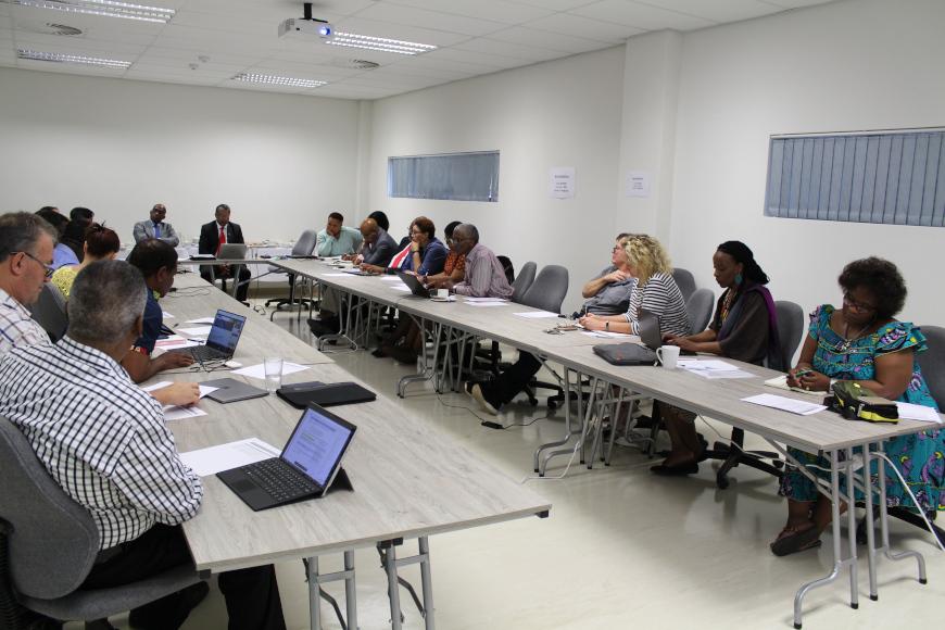NRF RISA Executive Meeting