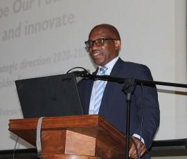 Prof Mthembu