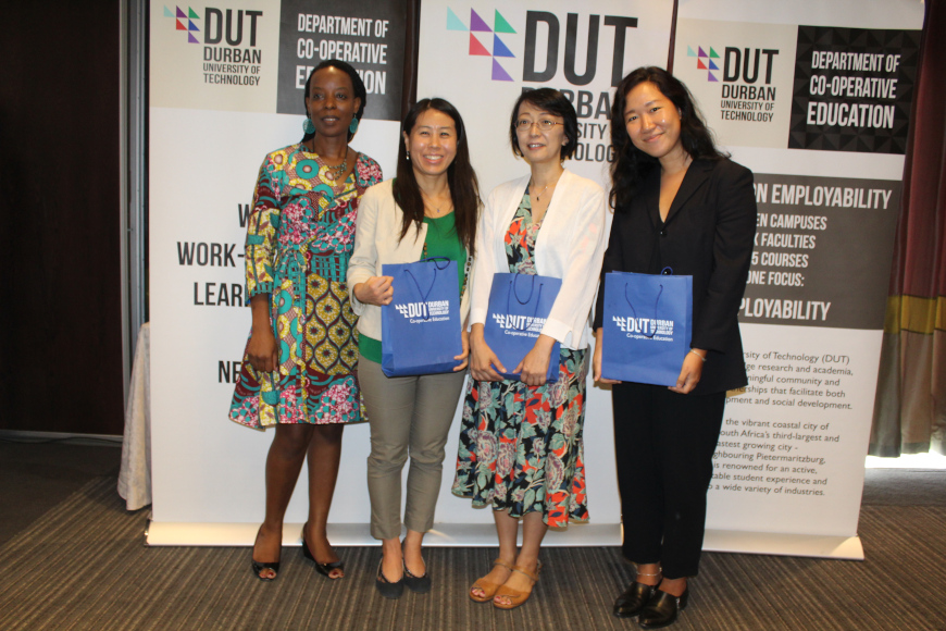 DUT's Co-operative Education Department Hosts the