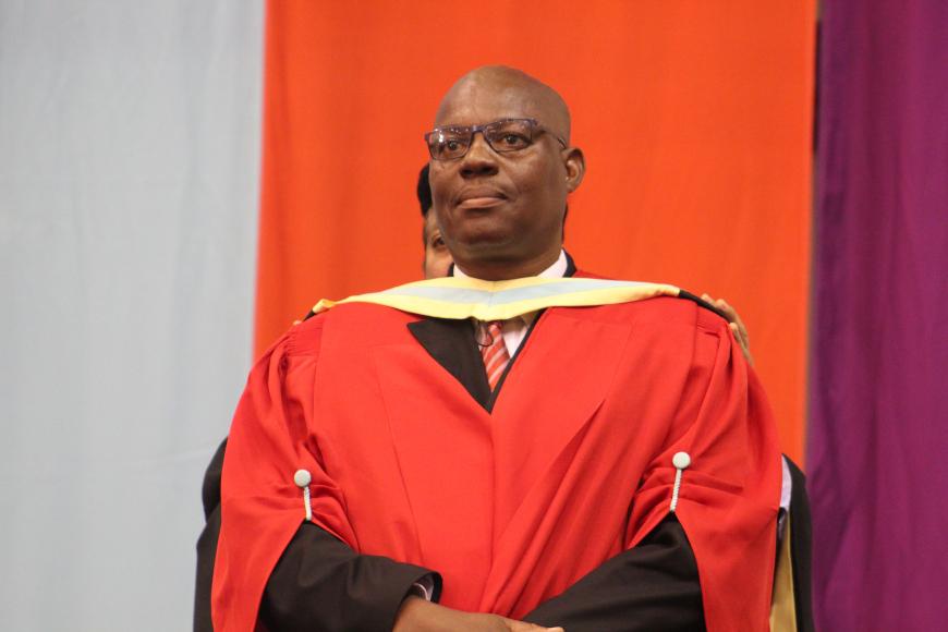 Dr Musa Thabethe