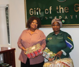 Gift of the Givers representative