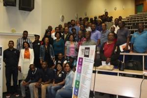 DUT Employee Wellness Programme team