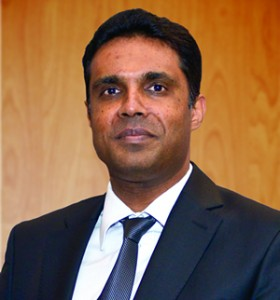 """If entrepreneurship is about problem-solving, there is no place for it in bureaucratic institutions. We need to enable quick decision making to make things happen,"" said Prof Deresh Ramjugernath, Deputy Vice-Chancellor: Research at UKZN. Photo: Supplied, courtesy of UKZN"