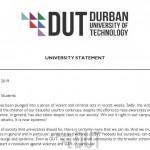 DUT.Midlands.Statement