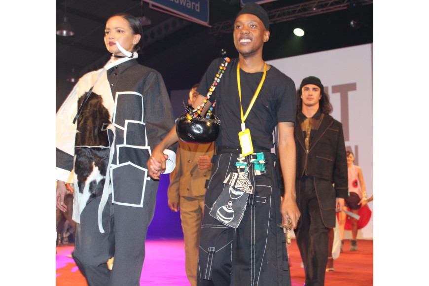 Dut Student Designers Showcase Their Final Durban Cultural Designs At Annual Fashion Show Durban University Of Technology