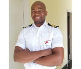 Marine Pilot's Milestone