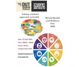 Mental Health and WellnessDay 2020