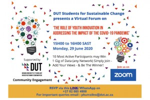Virtual Youth Innovation Forum