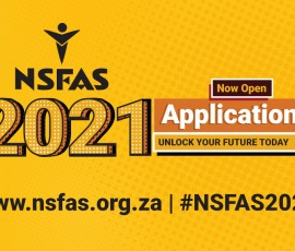 NSFAS 2021 Application
